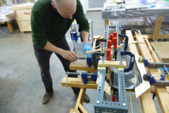 Panel Jig in action