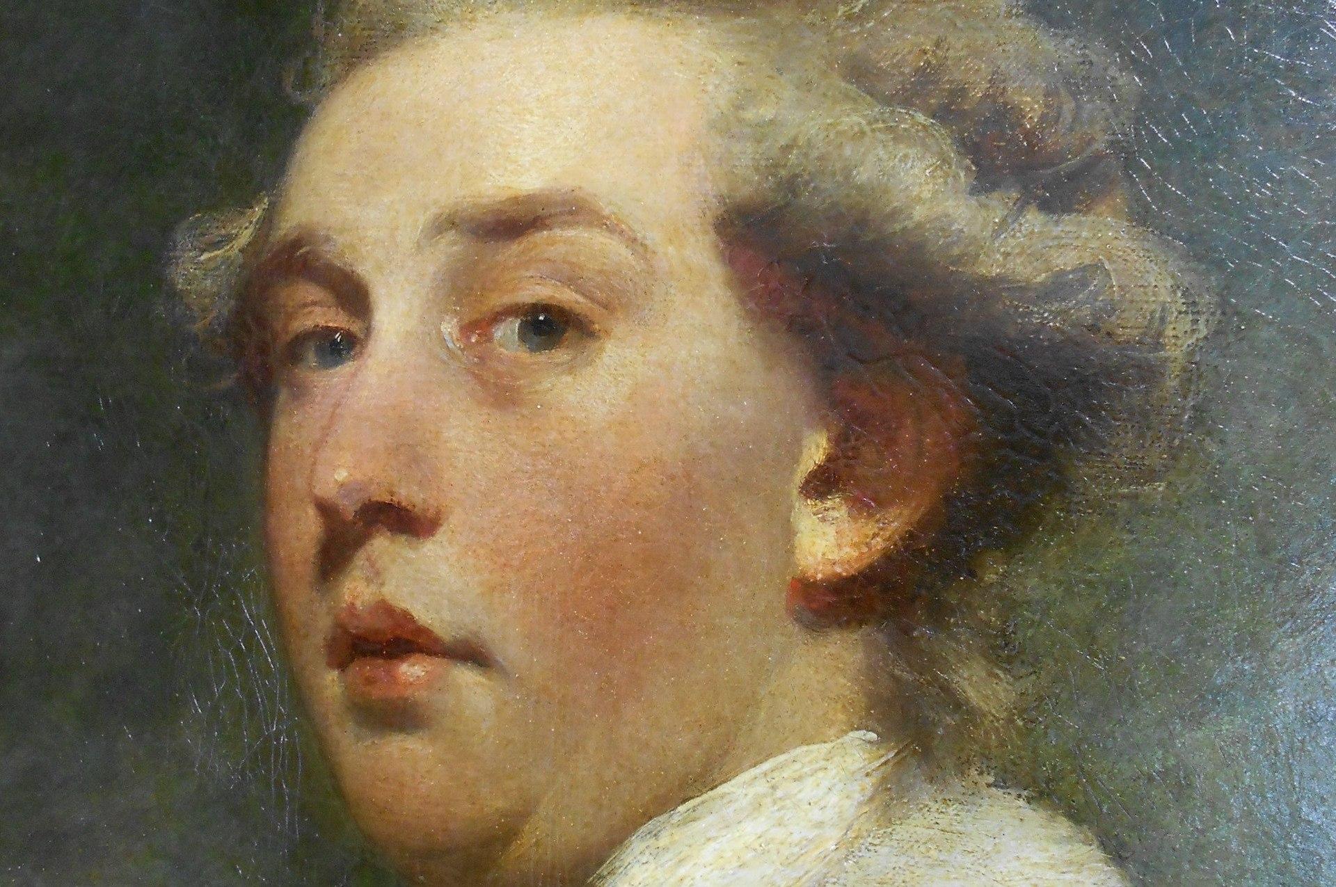 Joshua Reynolds - detail - CS